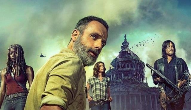 The Walking Dead'in 9.sezonu öncesi açılış jeneriği değişti