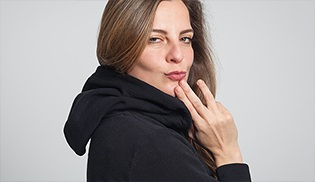 Lesli Karavil, Upgrade adlı gösterisiyle 23 Şubat'ta BKM Mutfak'ta!