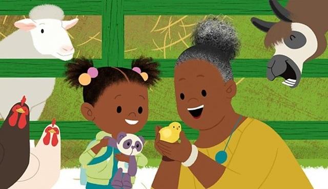 Jojo ve Gran Gran, Ağustos ayında CBeebies'te ekrana gelecek!