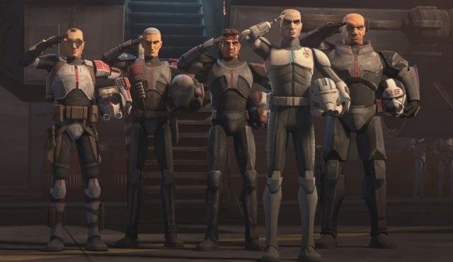 Star Wars: The Bad Batch dizisi 2. sezon onayını aldı