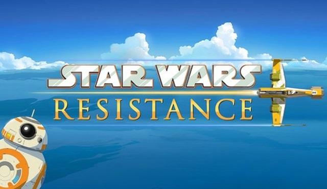 Star Wars serisine yeni bir animasyon katılıyor: Star Wars Resistance