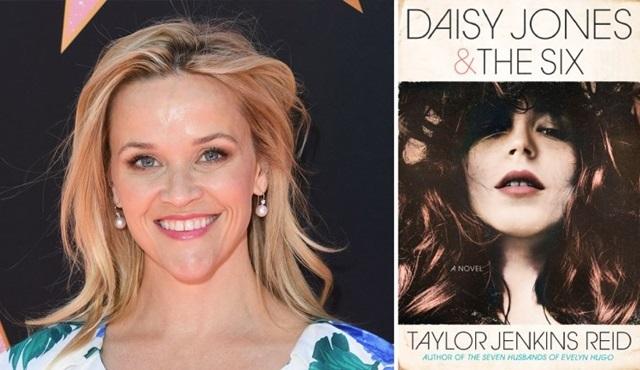 Amazon ve Reese Witherspoon'dan yeni bir dizi geliyor: Daisy Jones & The Six