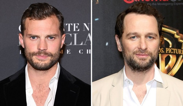 Jamie Dornan ve Matthew Rhys, Death and Nightingales'in kadrosunda