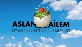 TRT1'in yeni dizisi Aslan Ailem'den ilk tanıtım yayınlandı!