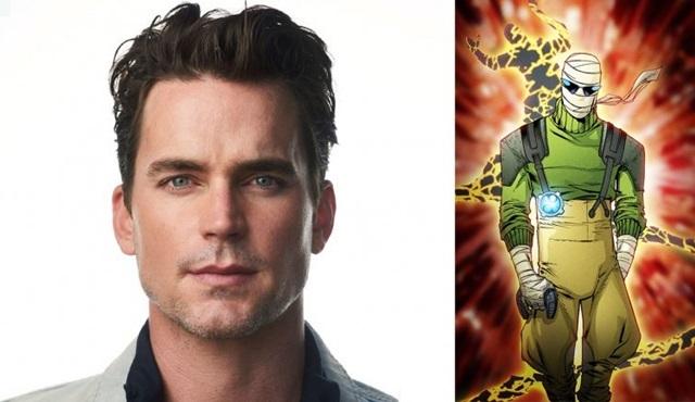 Matt Bomer, Doom Patrol dizisinin kadrosuna dahil oldu