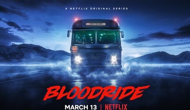 Netflix'in Norveç'teki yeni dizisi Bloodride 13 Mart'ta başlıyor