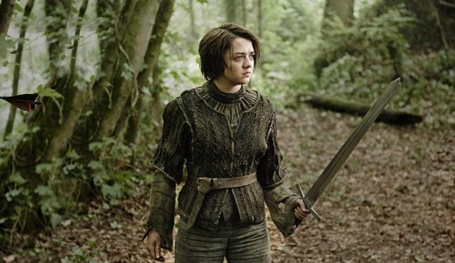 Game of Thrones'ın asi kızı Doctor Who'da!