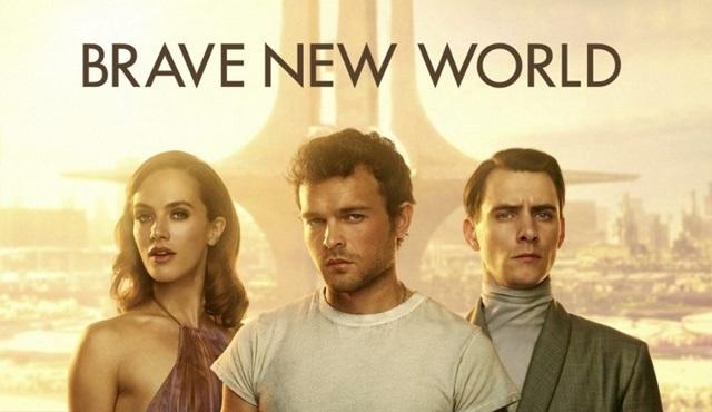 Brave New World dizisi ilk sezonun ardından iptal oldu