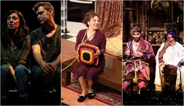 DOT'un sevilen oyunları Eylül'de KüçükÇiftlik Bahçe Tiyatrosu'nda!