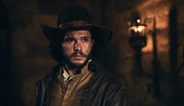 Kit Harrington'ın yeni dizisi Gunpowder'dan ilk tanıtım geldi