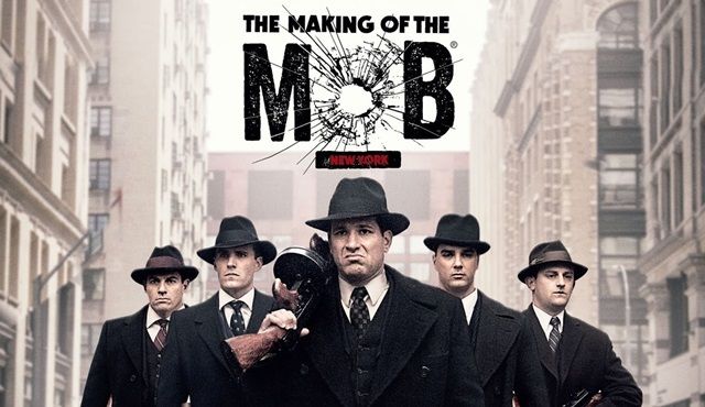 The Lucky American Dream: The Making of the Mob NY