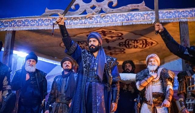 Kuruluş Osman dizisi Pakistan'da reytinglerde birinci sıraya yerleşti!