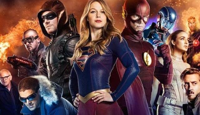 4 The CW dizisinin yer alacağı ortak bölümlerin uzun fragmanı yayınlandı