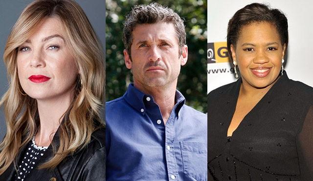 Grey's Anatomy oyuncuları diziden önce nasıl görünüyordu?