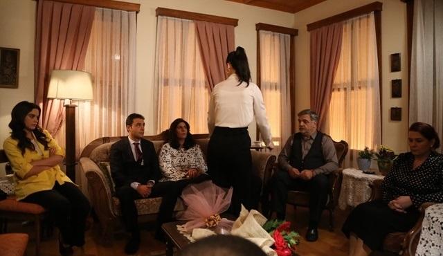Süleyman, Feride'yi istemeye geliyor!