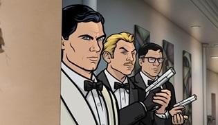 Archer dizisi 12. sezon onayını aldı