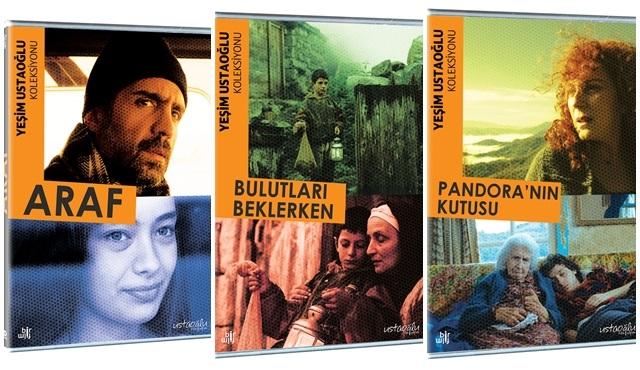 Yeşim Ustaoğlu klasikleri yeniden DVD'de!