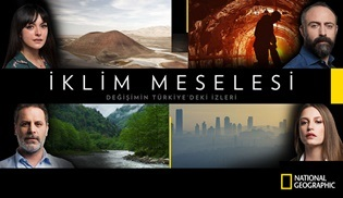İklim Meselesi belgeseline Kristal Elma ödülü!