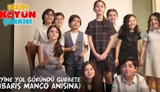 Bizim Köyün Şarkısı filmi Barış Manço'yu unutmadı!