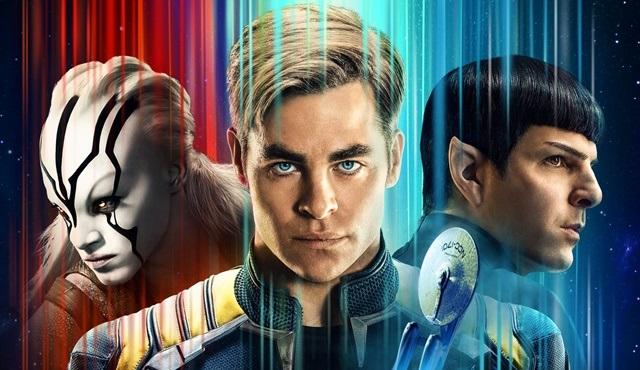 Star Trek Beyond filmi Tv'de ilk kez Kanal D'de ekrana gelecek!