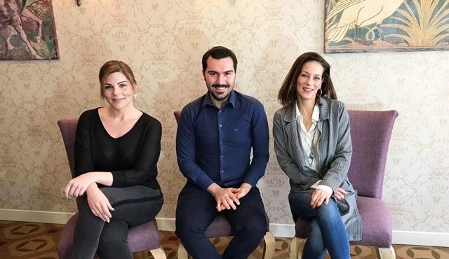 Emel Çölgeçen ve Pelin Öztekin, Bir DALİ Muhabbet'e konuk oldu!