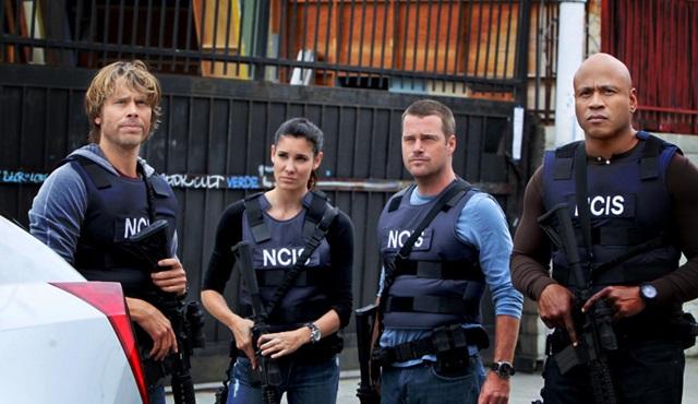 NCIS: L.A, 7. sezonuyla Dizimax Vice'da başlıyor