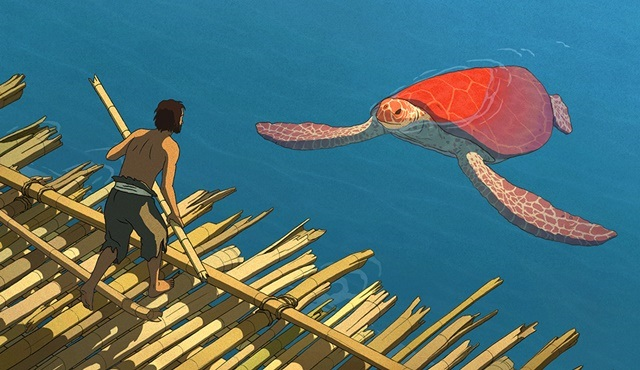 "Oscar adayı animasyon film ""The Red Turtle"" BluTV'de!"
