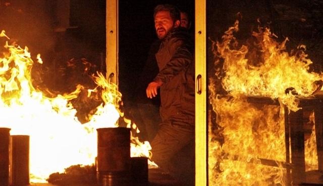 Kördüğüm dizisinde bu hafta yangın var!