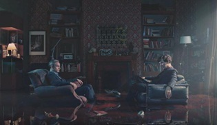 Sherlock'un yeni sezonu öncesi kısa bir video yayınlandı