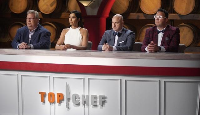 Top Chef yeni sezonuyla 24Kitchen'da ekrana gelecek!