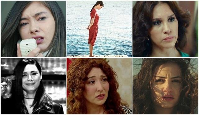 Ekranın dik duran karakterleri: Kadın olmak...