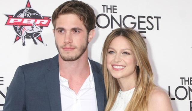 Melissa Benoist'in eşi Blake Jenner, Supergirl'de rol alacak