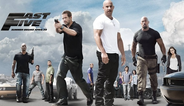 Tv'de İlk Kez: ''Fast & Furious 5: Rio Heist'' ATV'de ekrana geliyor!