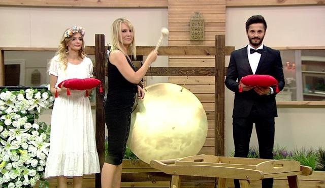 Tankut, Kısmetse Olur'a geri döndü ve beklenen gong çaldı!