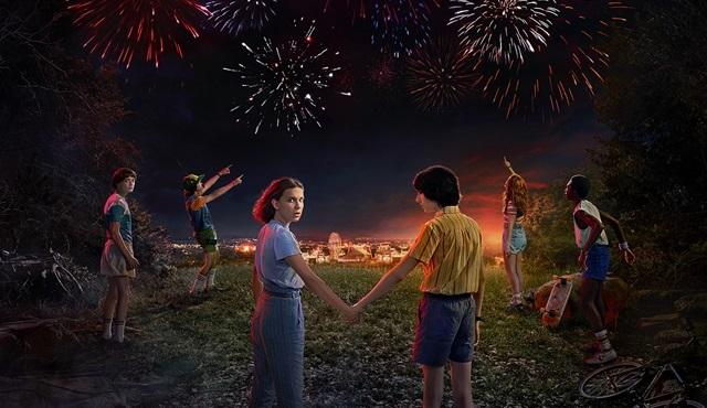 Stranger Things 3. sezonuyla 4 Temmuz 2019'da Netflix'te!