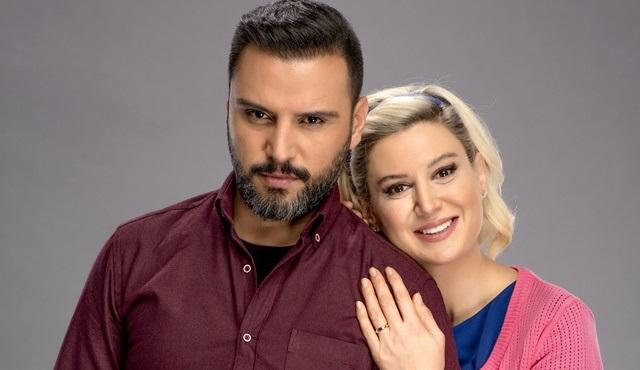 Alişan ve Hande Katipoğlu, Dostlar Mahallesi dizisinde evli bir çifti canlandıracaklar!