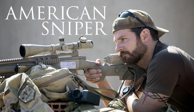 Keskin Nişancı (American Sniper) filmi Tv'de ilk kez Star Tv'de ekrana gelecek!