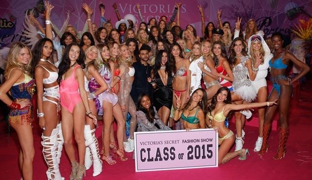 Victoria's Secret defilesi New York'ta gerçekleşti!