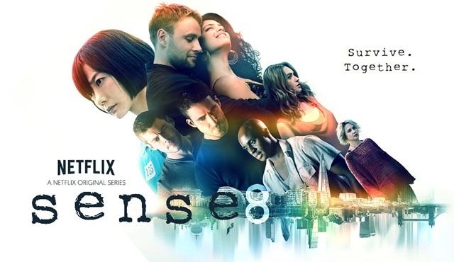 Sense8'ten yeni bir video geldi: Son partimiz en iyisi olacak