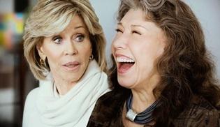 Grace and Frankie dizisi 6. sezon onayını aldı