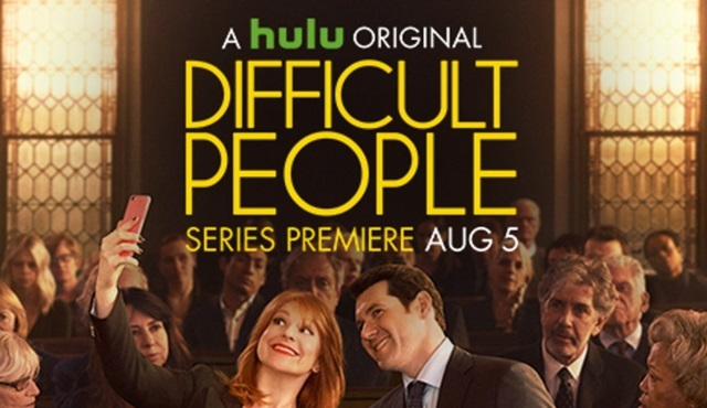 Hulu, Difficult People dizisini iptal etti