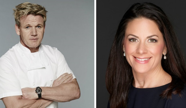 Gordon Ramsay ve Courteney Monroe, MIPCOM 2017'nin ilk konuşmacıları oldular