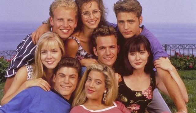 Beverly Hills, 90210 dizisi eski kadrosuyla ekrana geri dönüyor