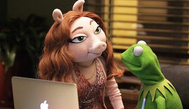 The Muppets: Kermit ve Denise aylardır birlikte!