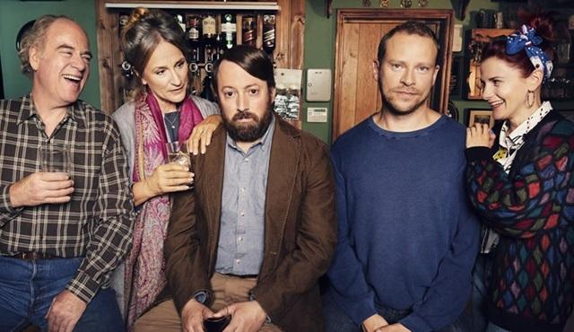Channel 4'dan yeni bir komedi dizisi geliyor: Back