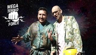Bartu Küçükçağlayan ve Feyyaz Yiğit'lı MegaTeknoForce yayında!