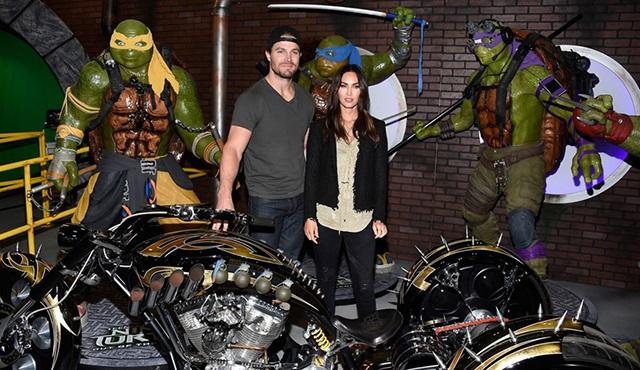 Ninja Kaplumbağalar 2 Gölgelerin Içinden Eski Dostlar Geri Döndü