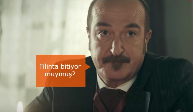 Filinta Caps: Filinta bitiyor muymuş?