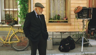 Yılmaz Gruda'ya, Julien Dubuque Uluslararası Film Festivali'nde 'Yaşam Boyu Başarı Ödülü' verildi!