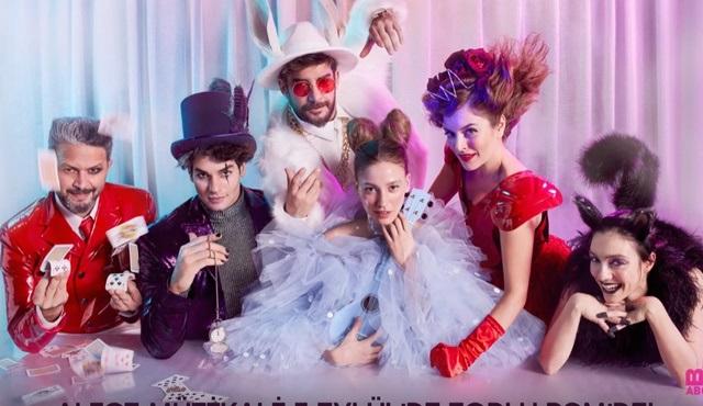 Alice Müzikali'nin yeni sezonundan görüntüler yayınlandı!